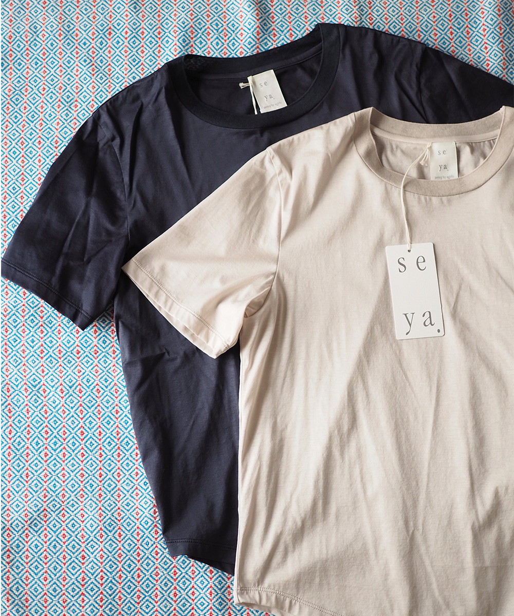 SEYA. #06/Essential T-shirt